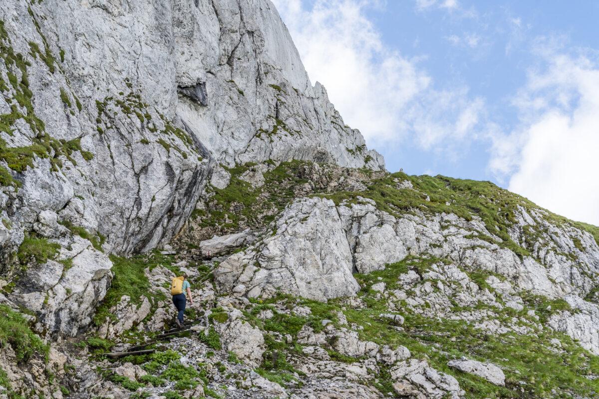 Wanderweg aufs Stockhorn