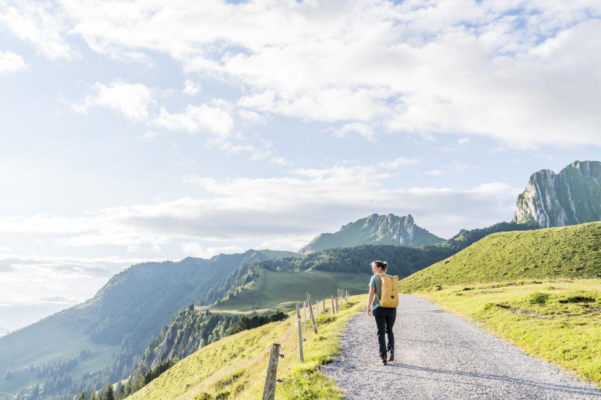 Gurnigel - Leiterenpass