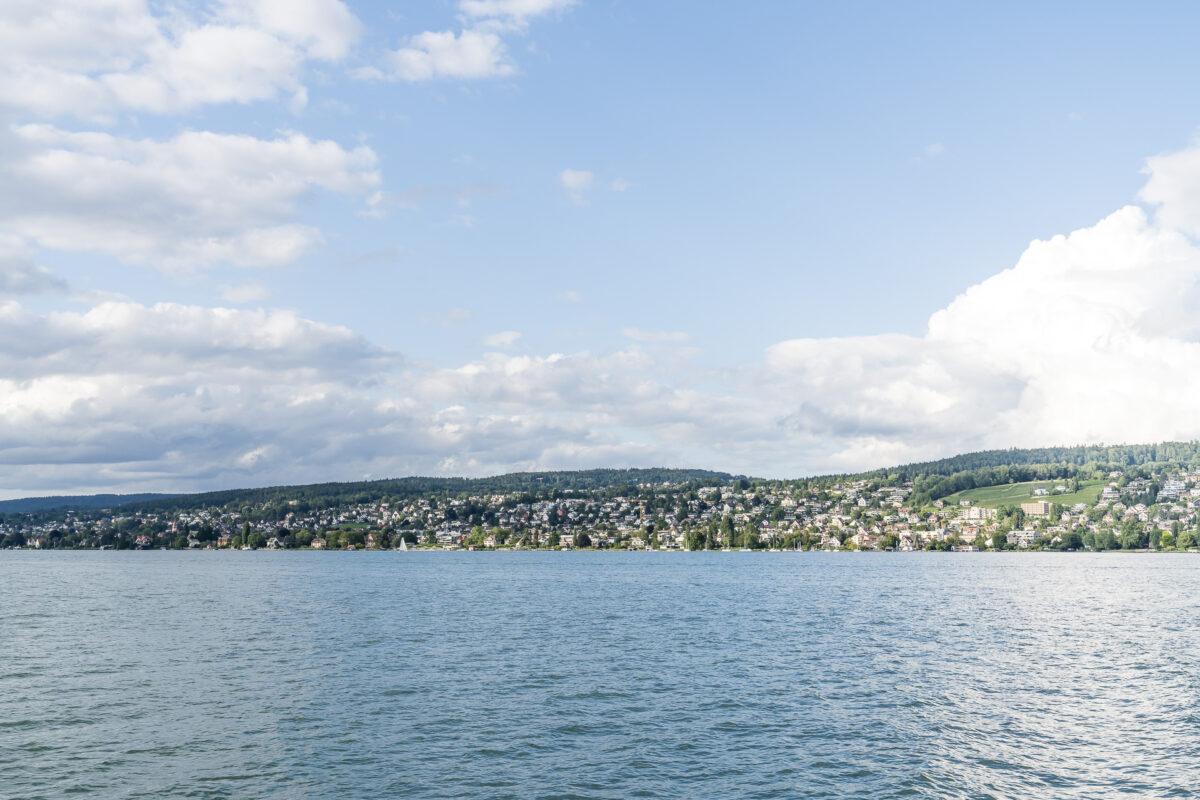 Goldküste Zürichsee