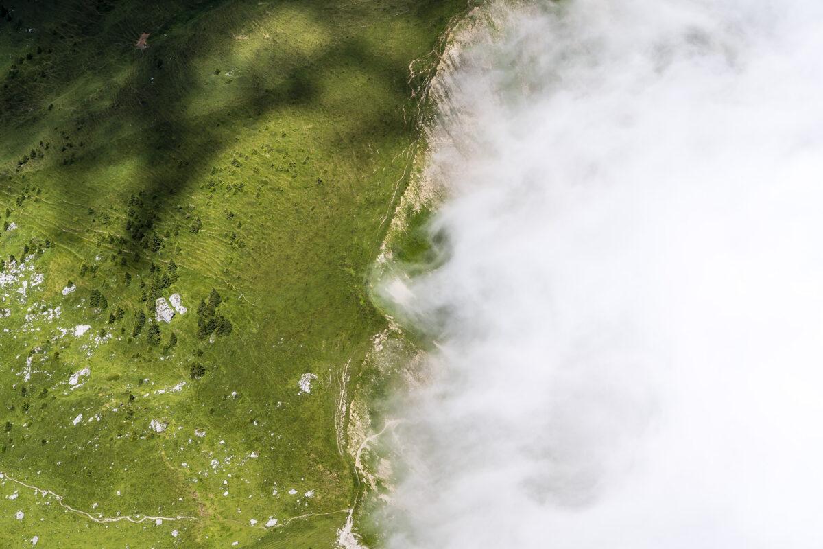 Nebelscheide Stockhorngrat