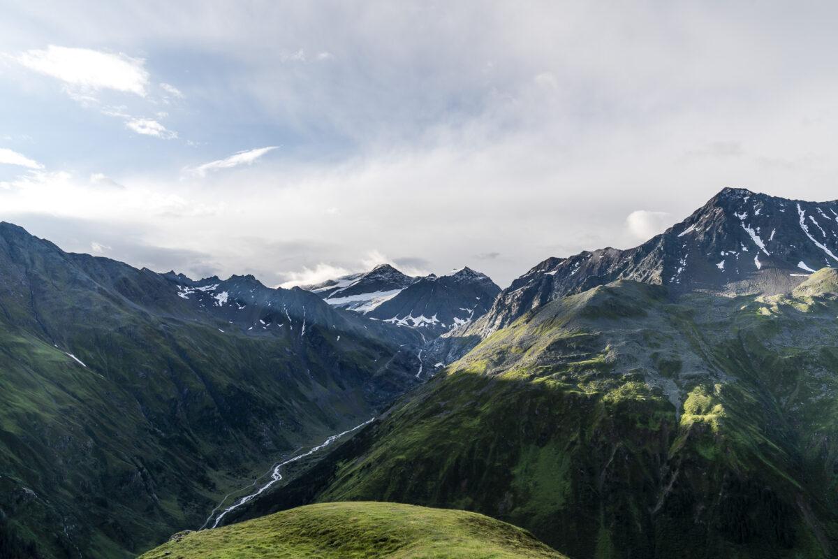 Riffelseehütte Panorama