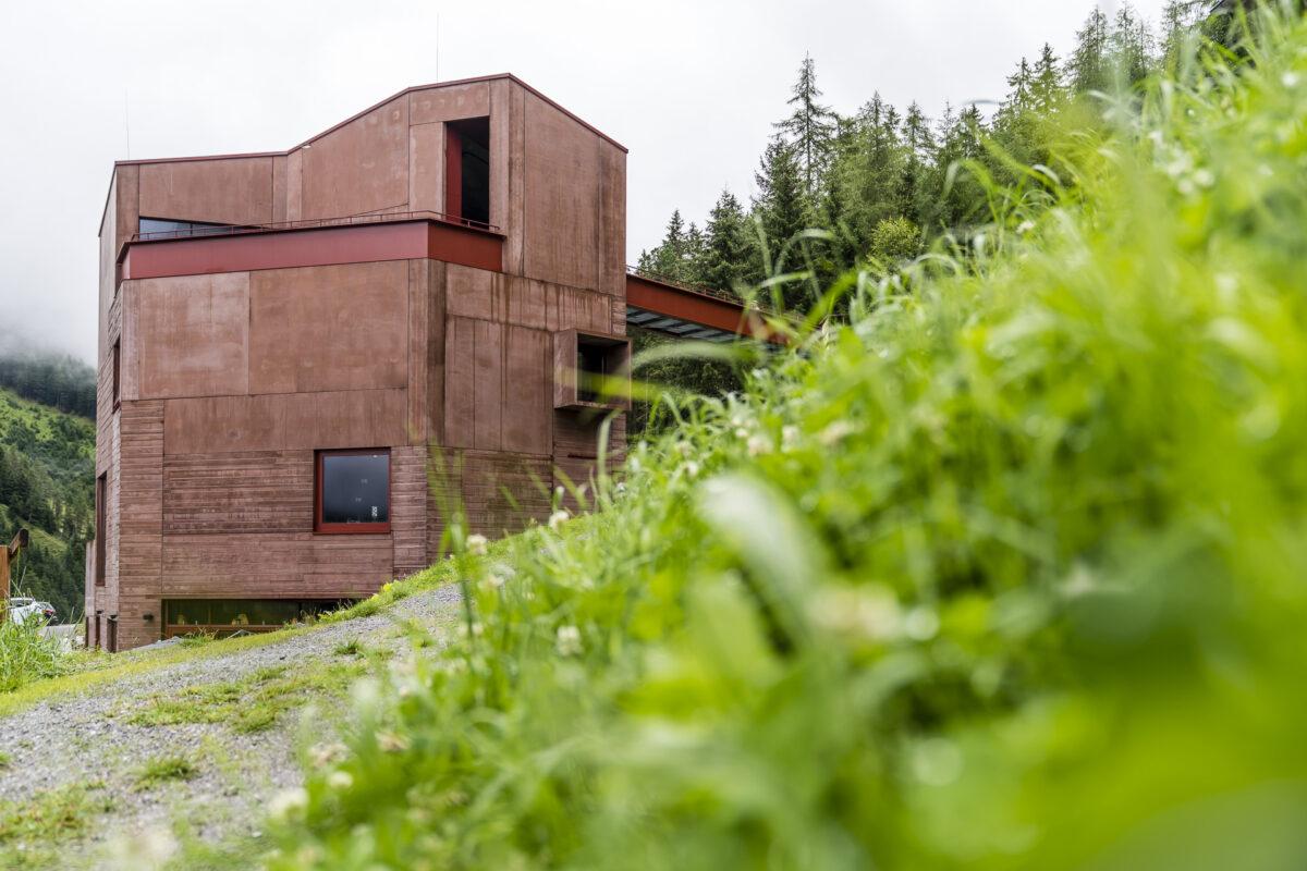 Steinbockzentrum Pitztal