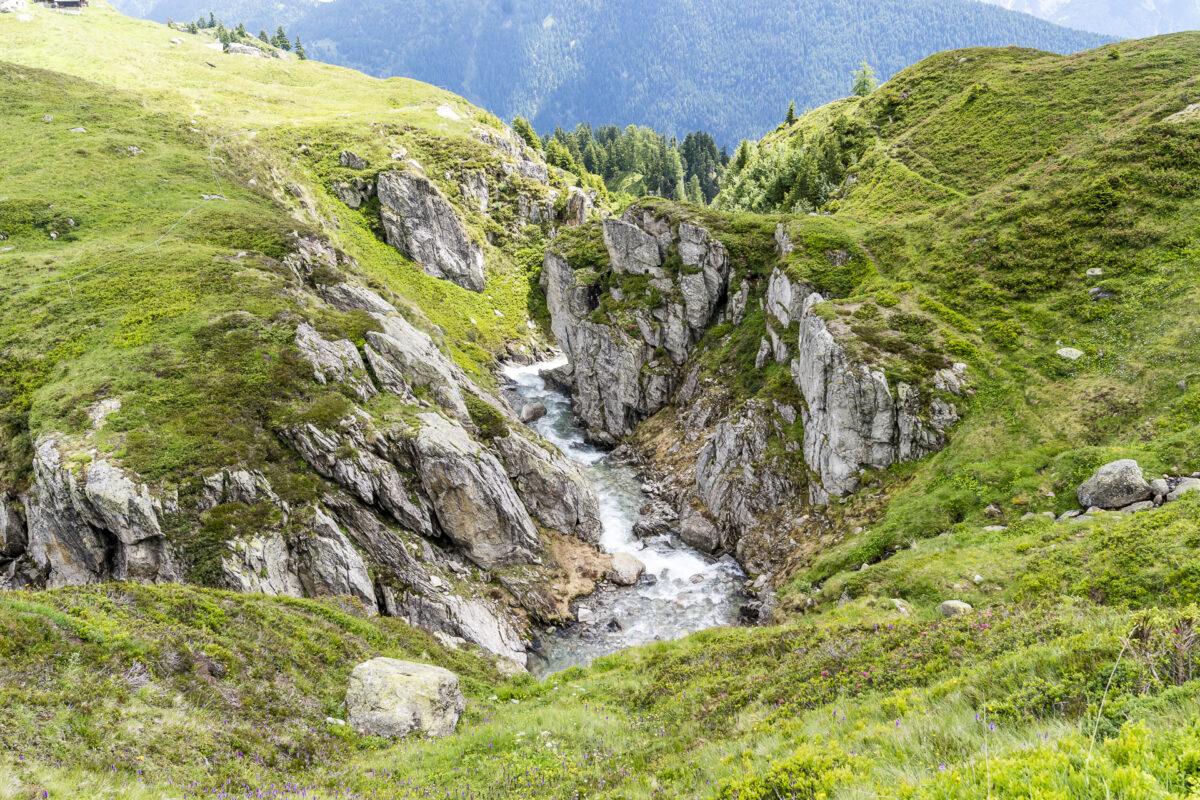 Wasserlauf Belalp