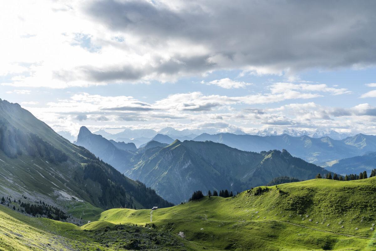 Leiterenpass - Stockhorn