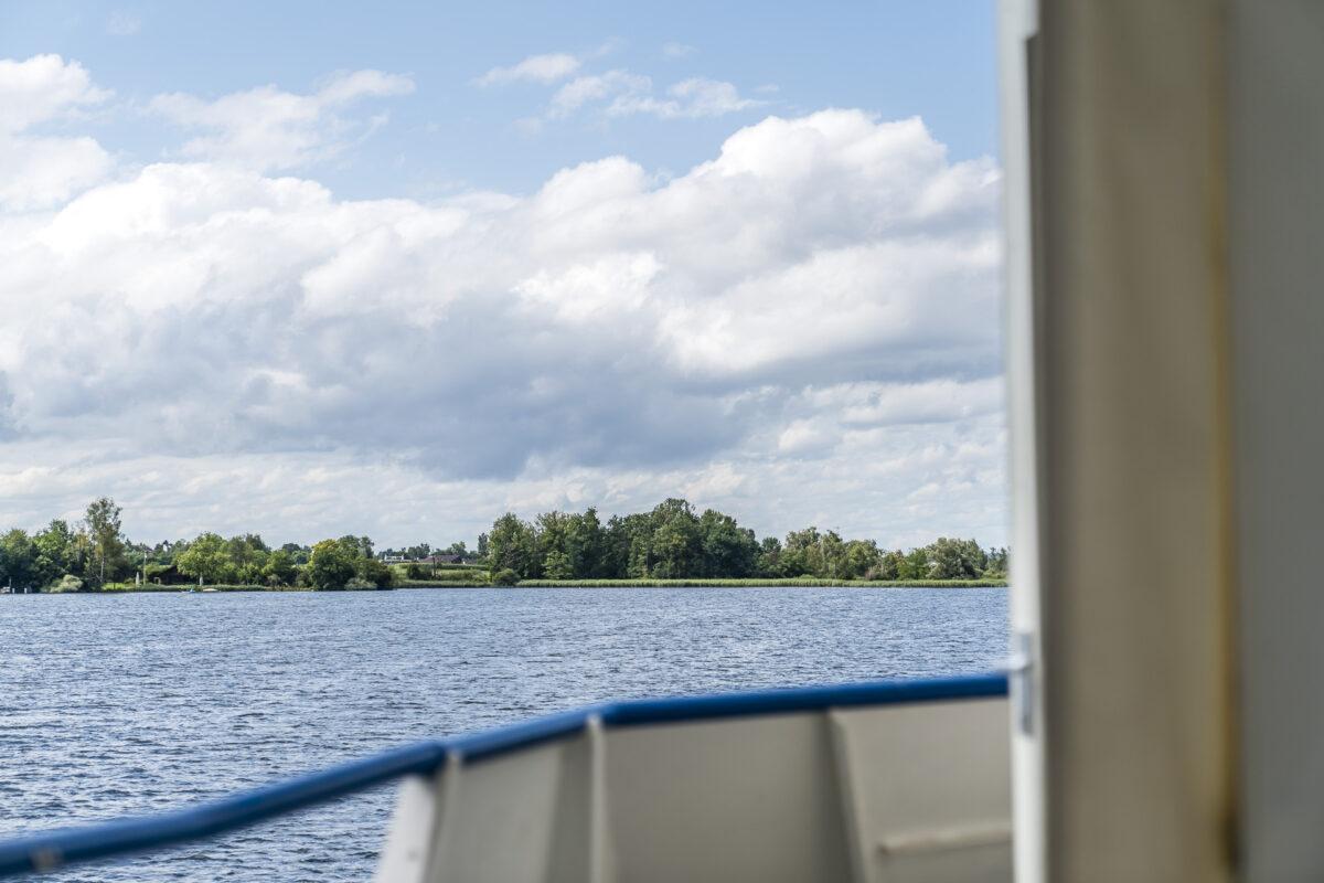 Schifffahrt Greifensee