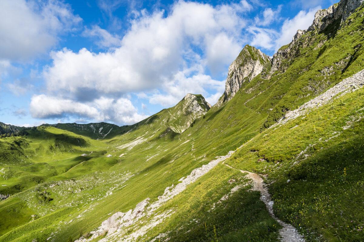 Panoramaweg Leiterenpass Stockhorn