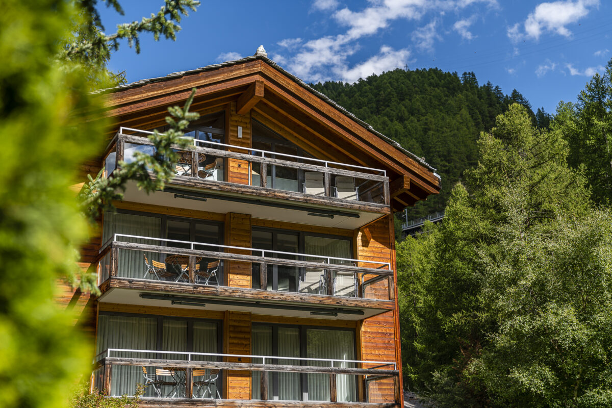 Chalet Altesse Zermatt