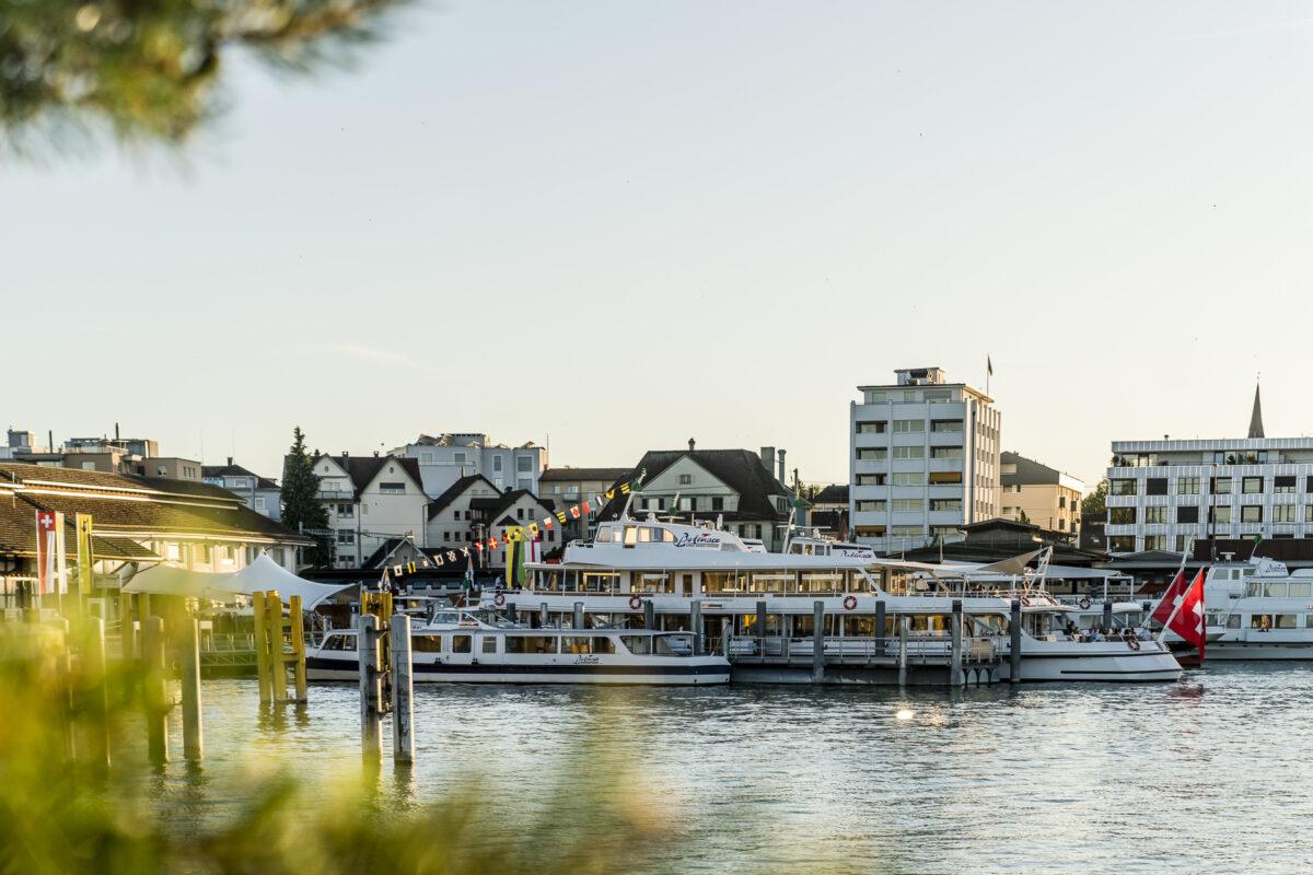 MS St. Gallen Hafen