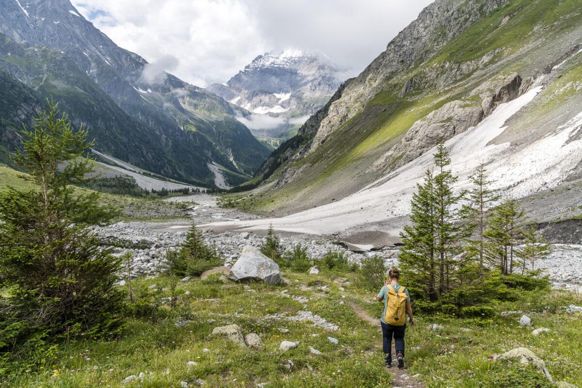 Gasterntal Wanderung