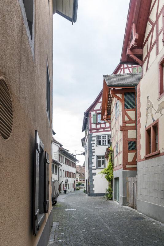 Stein am Rhein Gassen