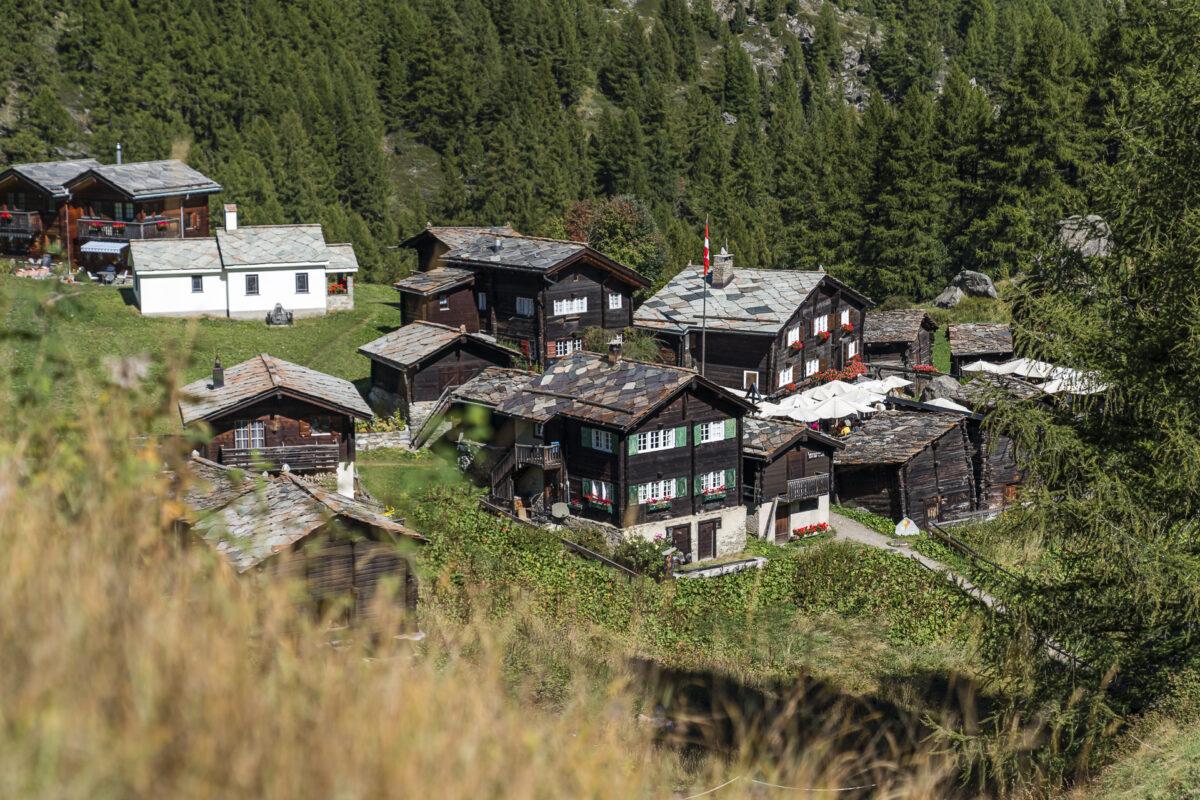 Weiler zum See Zermatt