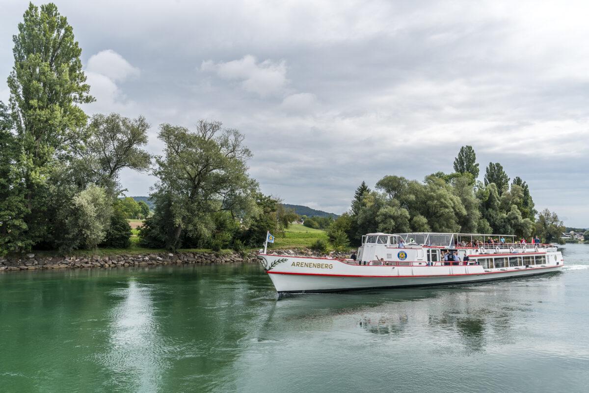 Schifffahrt Untersee Rhein