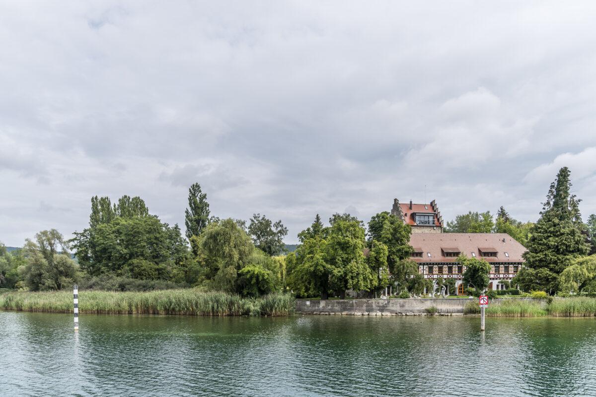 Ufer Rhein