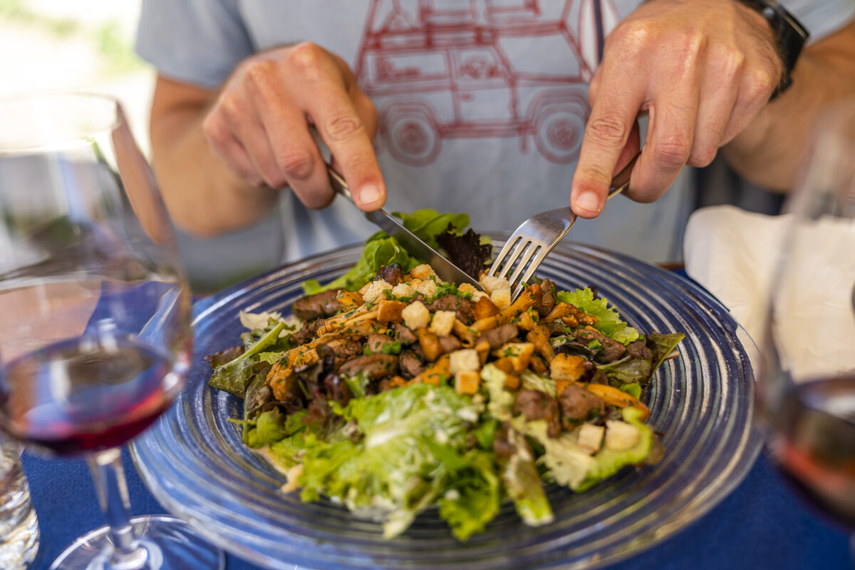 Restaurant zum See Salat