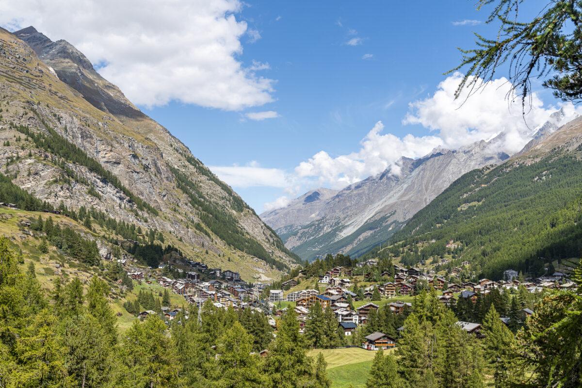 Zermatt Winkelmatten