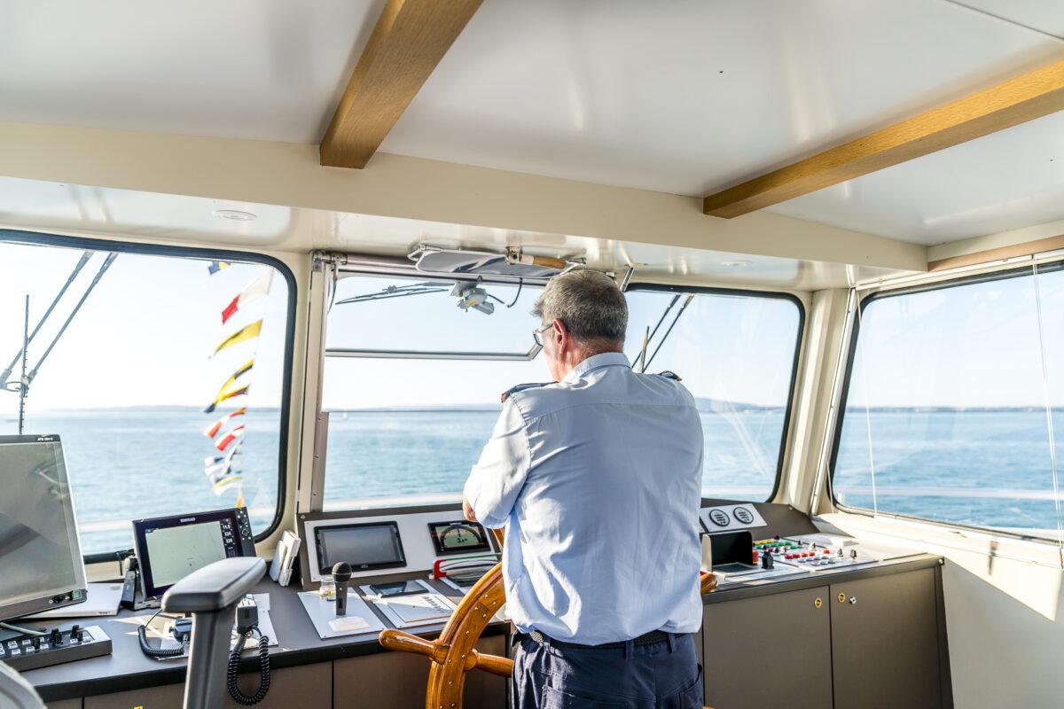 Bodensee Schifffahrt Capitain
