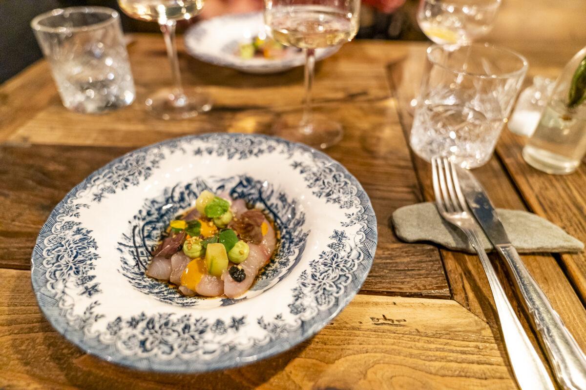 Brasserie Uno Gourmet Dinner Zermatt