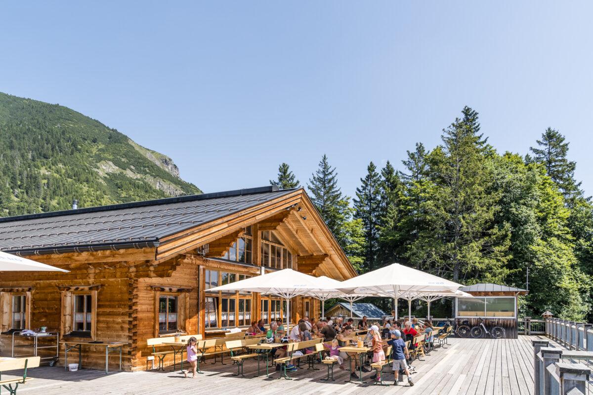 Alpengasthof Muttersberg Bludenz