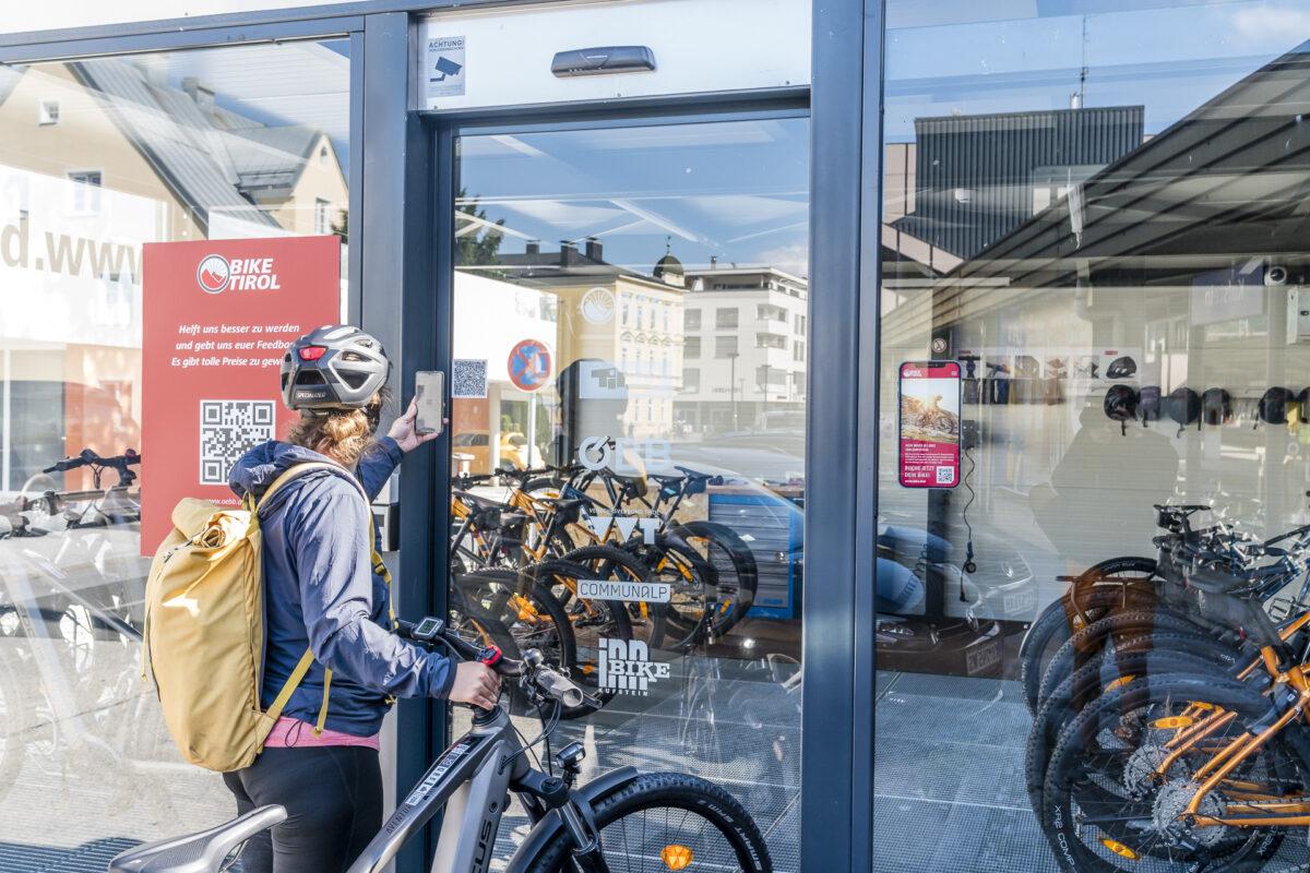 Bike Tirol eBike Miete