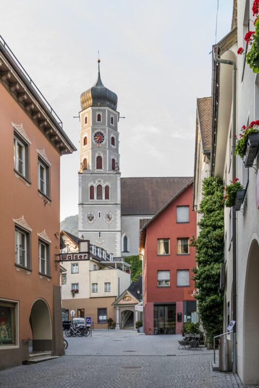 Bludenz Laurentiuskirche