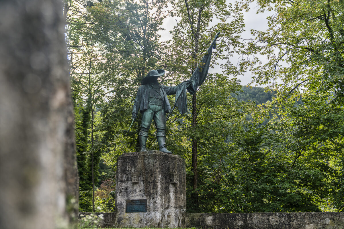 Kufstein Andreas Hofer Denkmal