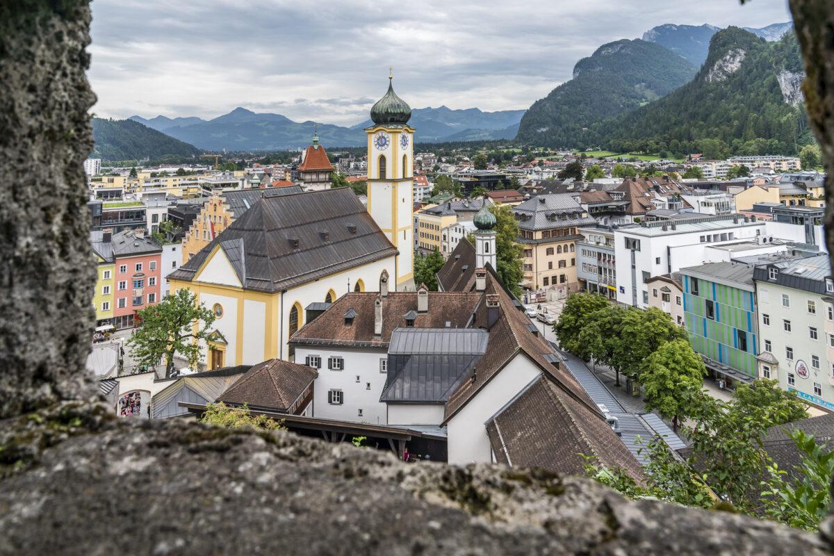 Festung Kufstein Aussicht