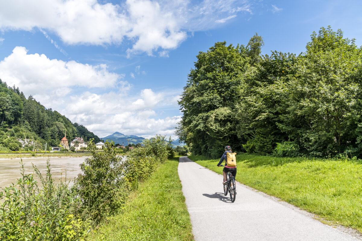 Kufstein Inn-Radweg