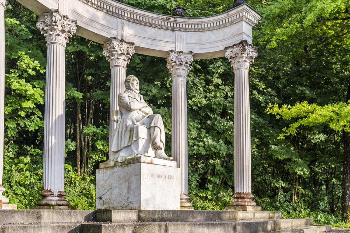 Kufstein List-Denkmal