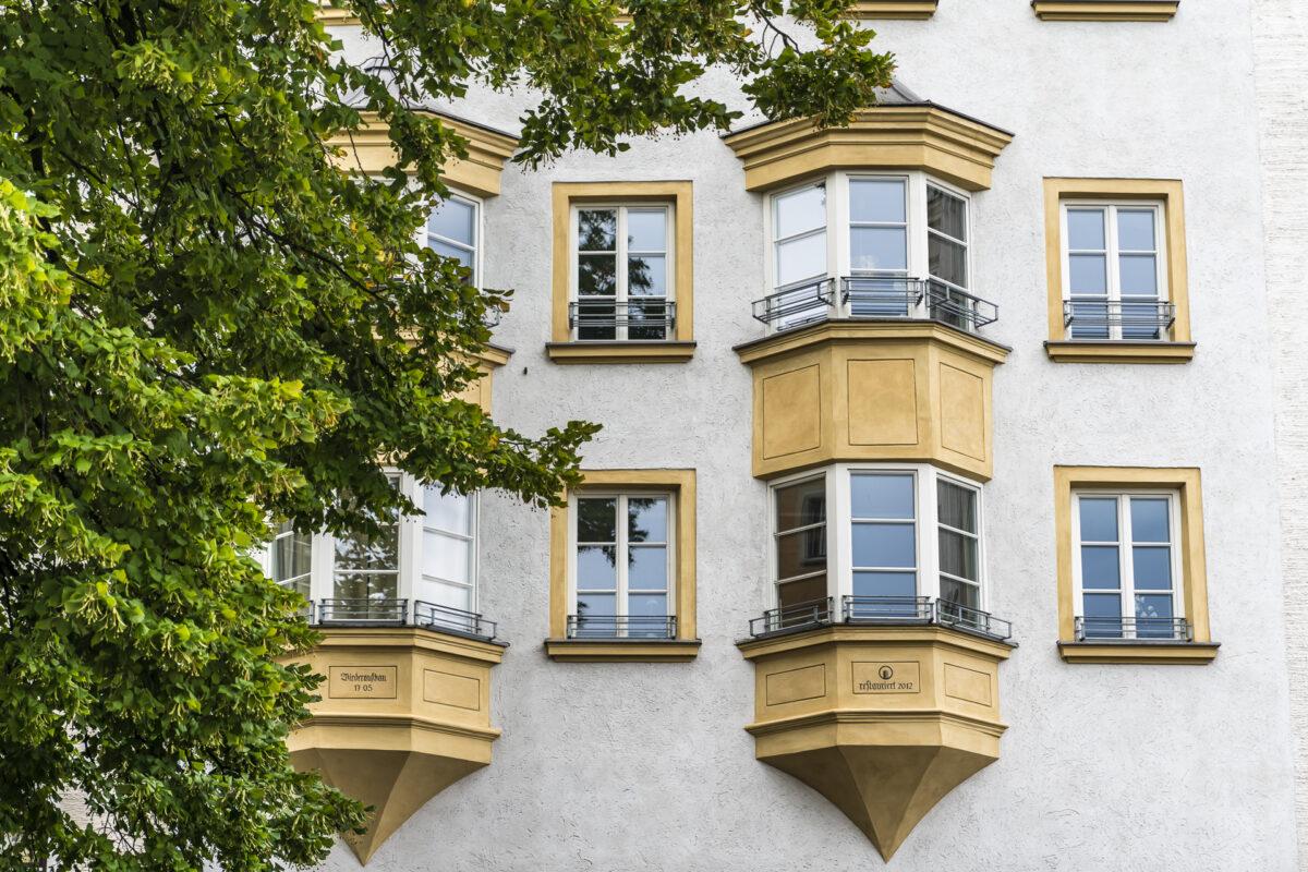 Kufstein historische Altstadt