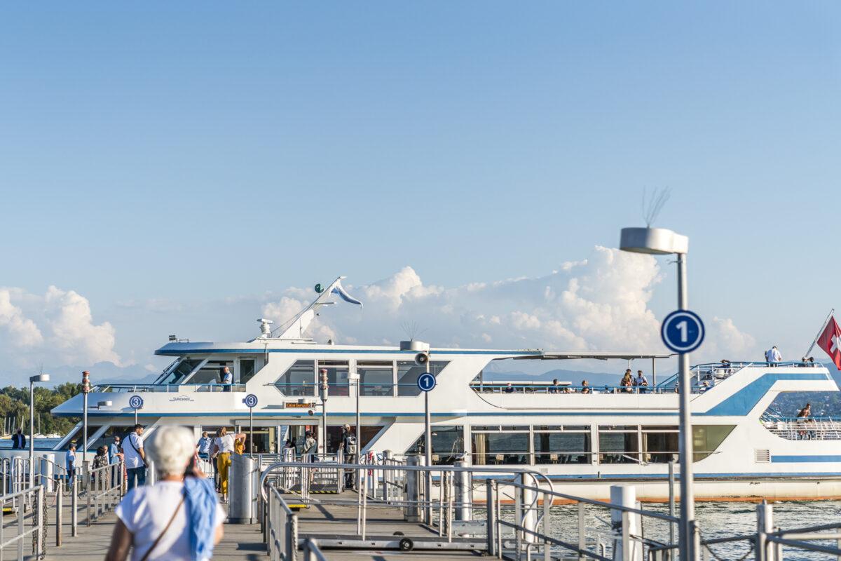 MS Uetliberg Schifflände