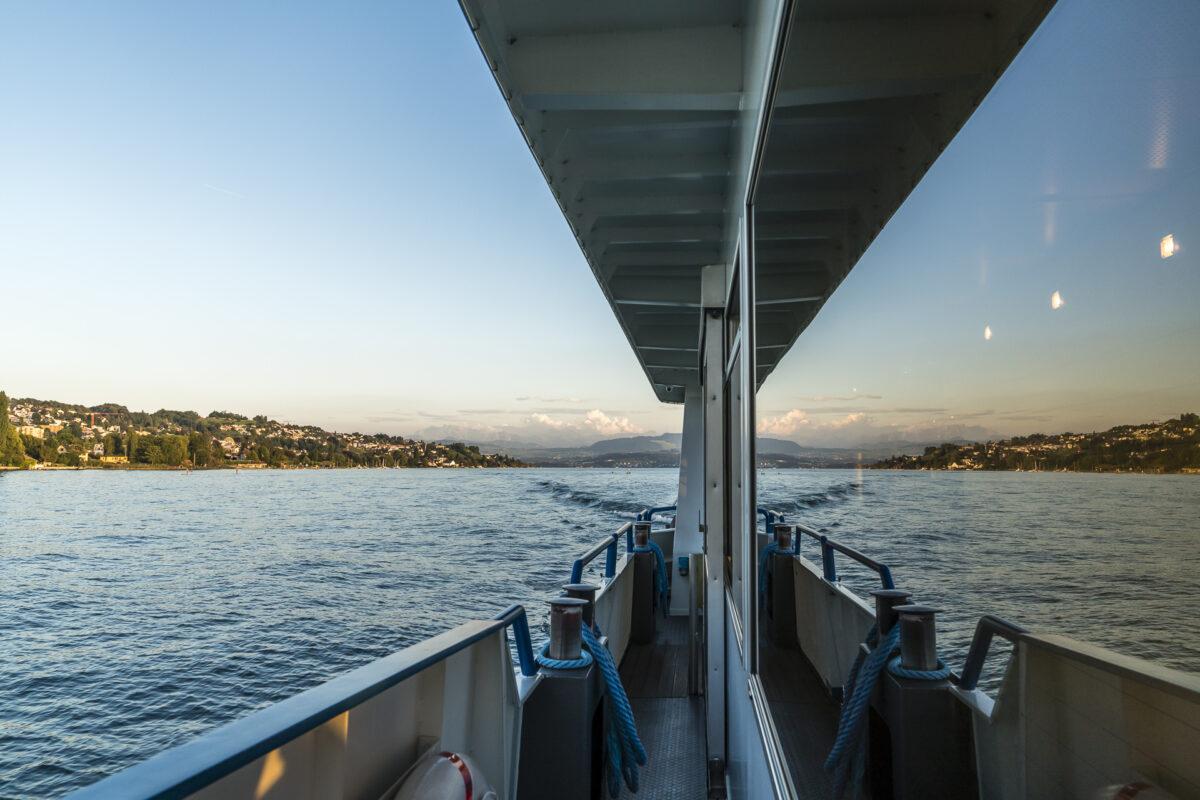 Schifffahrt Zürichsee