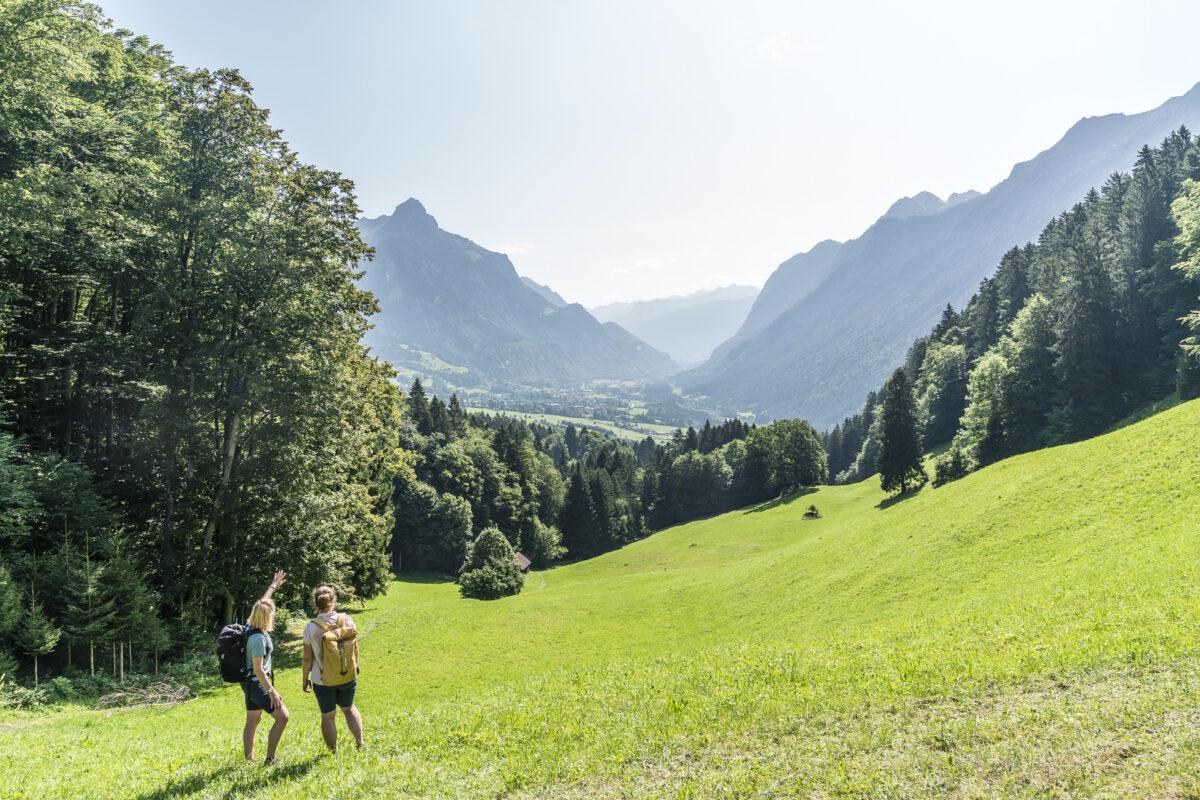 Sunna-Weg Klostertal Vorarlberg
