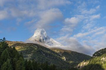 Ferienwohnung in Zermatt: Einblick ins Chalet Altesse (+ easy Wandertipp)