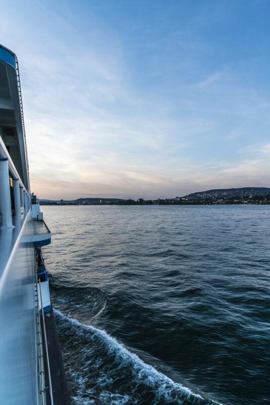 Zürichsee Schiff