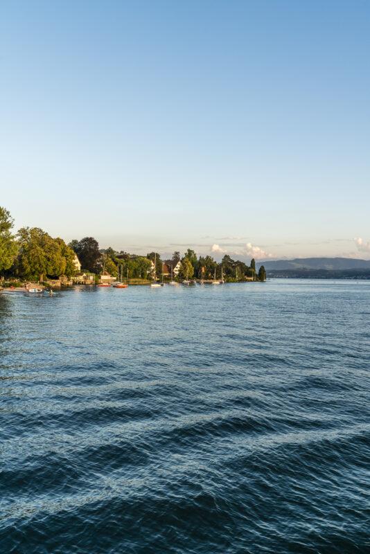 Zürichsee Ufer