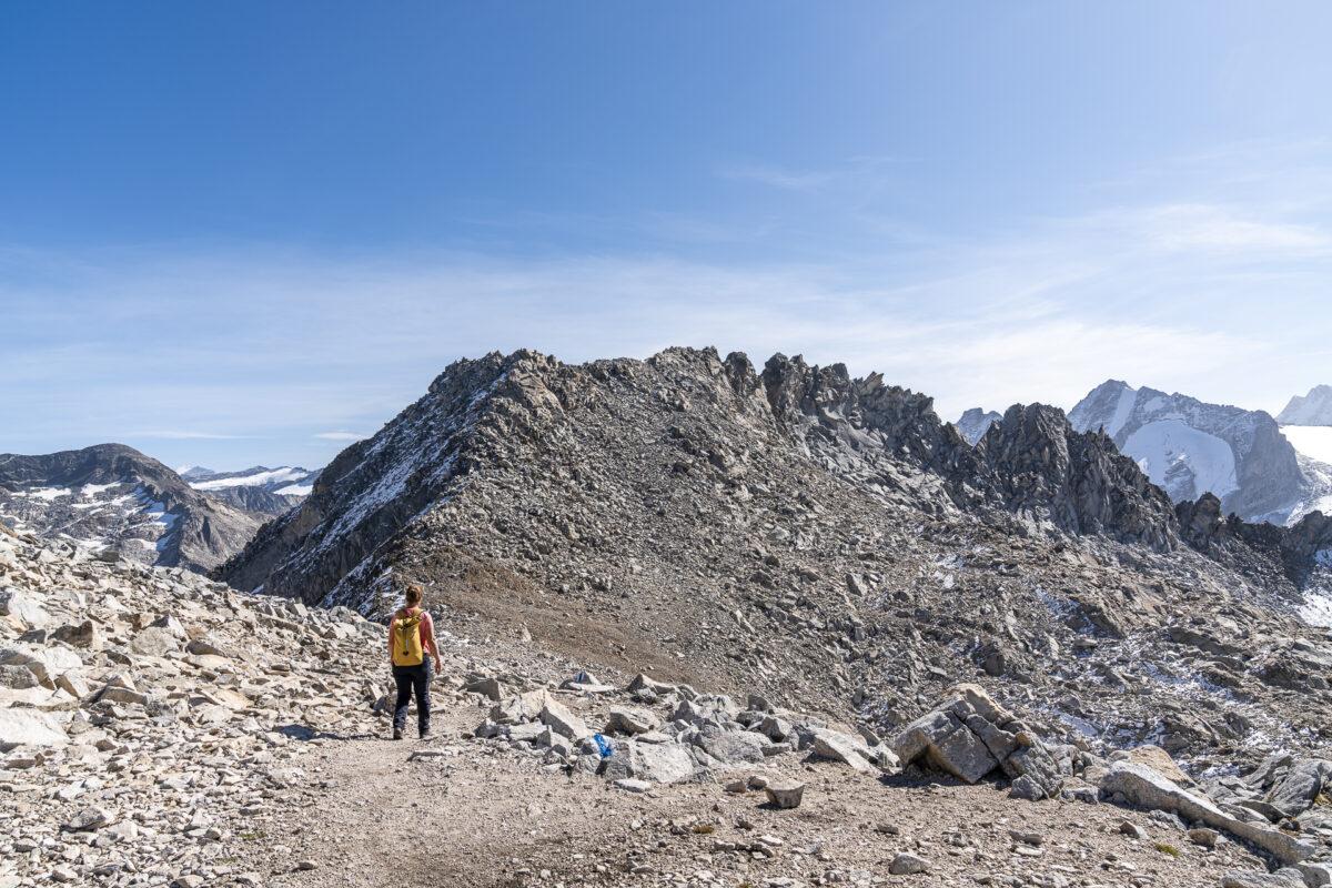 Pass da Casnil Sud Bergtour