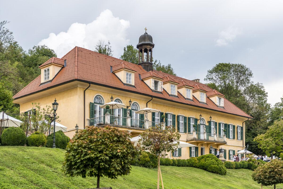 Aiola im Schloss St. Veit