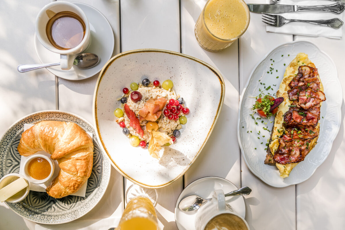 Graz Cafe Fotter Breakfast Club