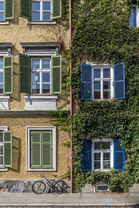 Graz Fassaden
