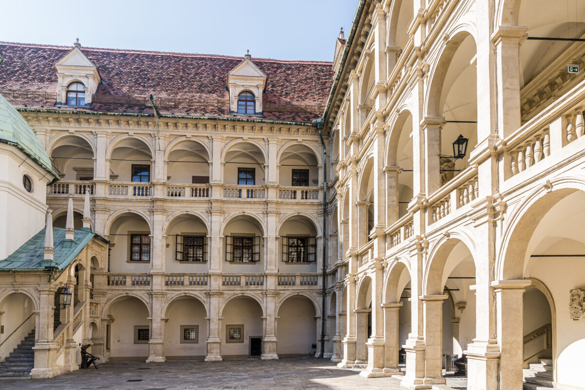 Graz Landhaushof
