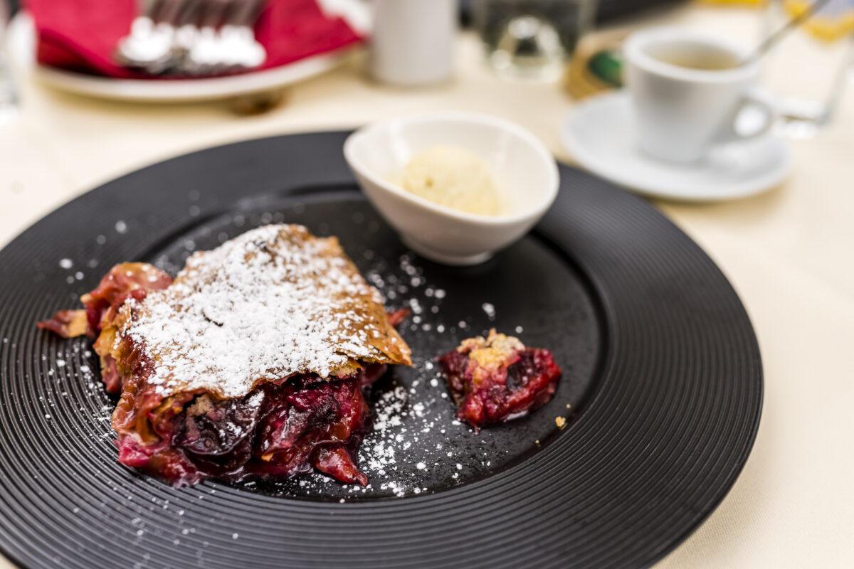 Graz Mariatrost Dessert