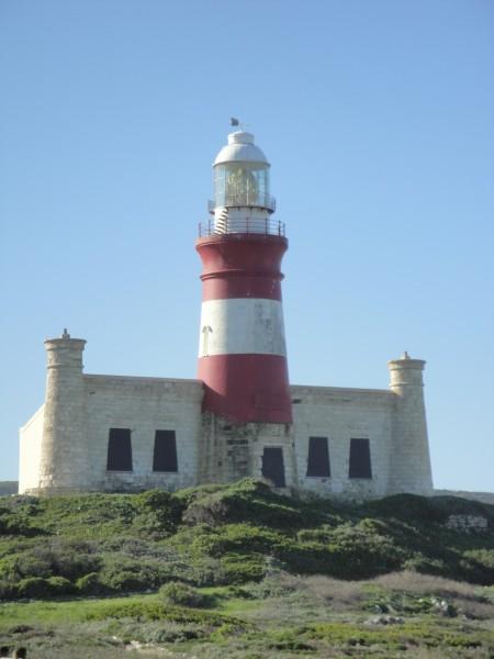 Leuchtturm am Kap Aghulas