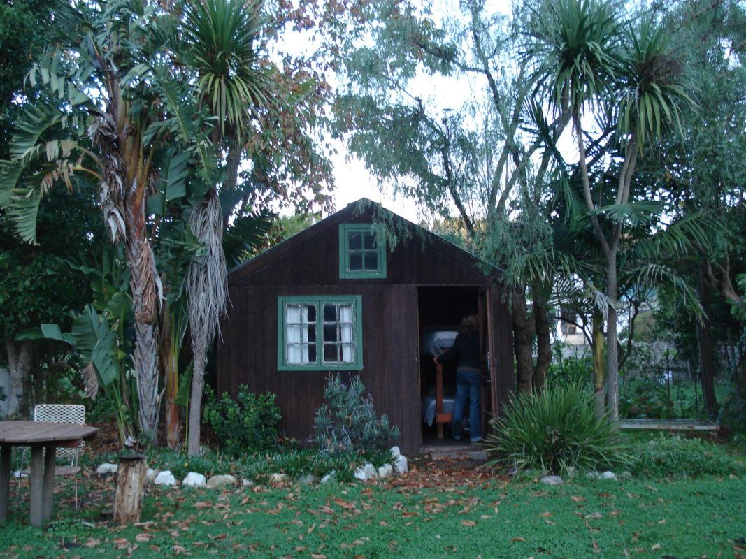 Übernachtung in Holzhütte an der Garden Route
